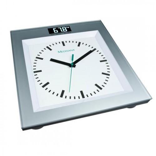 Кантар с часовник 2в1 Medisana PSA, Германия - Безплатна доставка