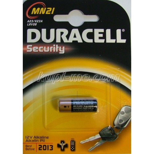 Алкална батерия Duracell MN21 A21